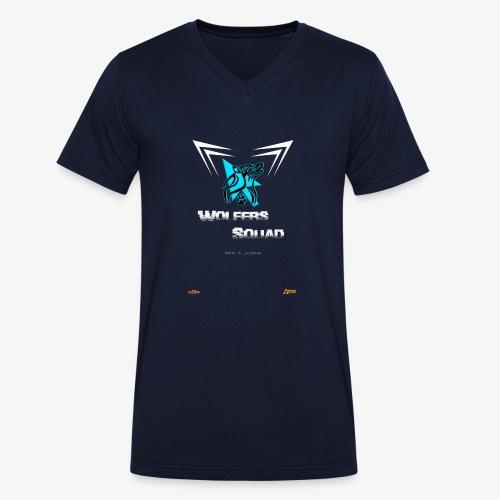 Camiseta WS - Camiseta ecológica hombre con cuello de pico de Stanley & Stella