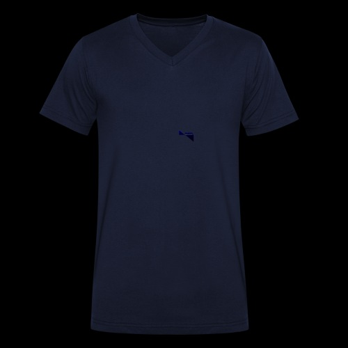 logo azr - T-shirt bio col V Stanley & Stella Homme