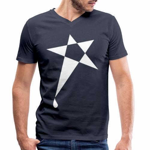 SWEATY STAR® Skateboarding Spread - T-shirt bio col V Stanley & Stella Homme