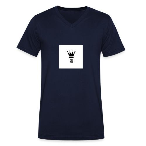 IMG_2074 - T-shirt ecologica da uomo con scollo a V di Stanley & Stella