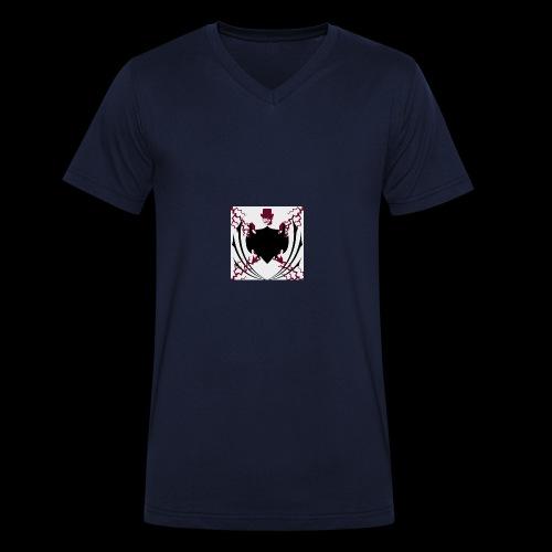 MauL*S - Økologisk Stanley & Stella T-shirt med V-udskæring til herrer