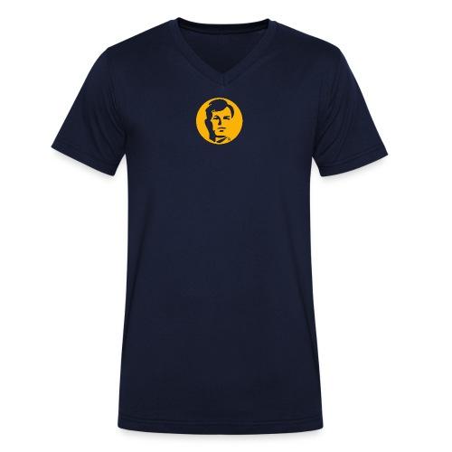 koppheadn 2016 - Männer Bio-T-Shirt mit V-Ausschnitt von Stanley & Stella