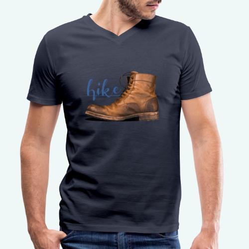 Hike - Männer Bio-T-Shirt mit V-Ausschnitt von Stanley & Stella