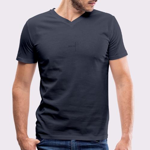 Zürich booster - Men's Organic V-Neck T-Shirt by Stanley & Stella