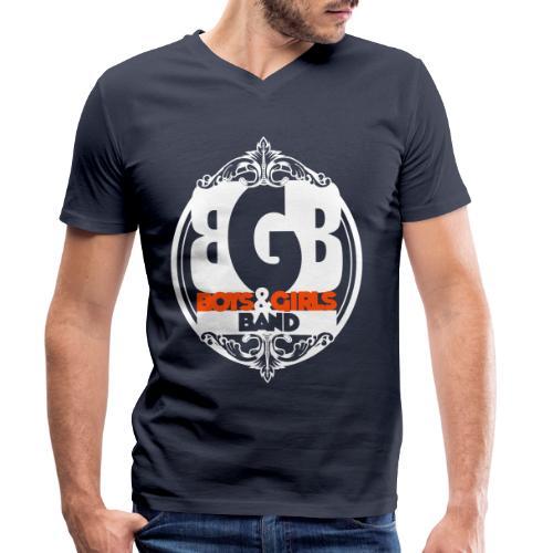 bgbtshi2 - T-shirt bio col V Stanley & Stella Homme