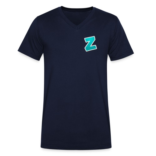 Z3RVO Logo! - Men's Organic V-Neck T-Shirt by Stanley & Stella