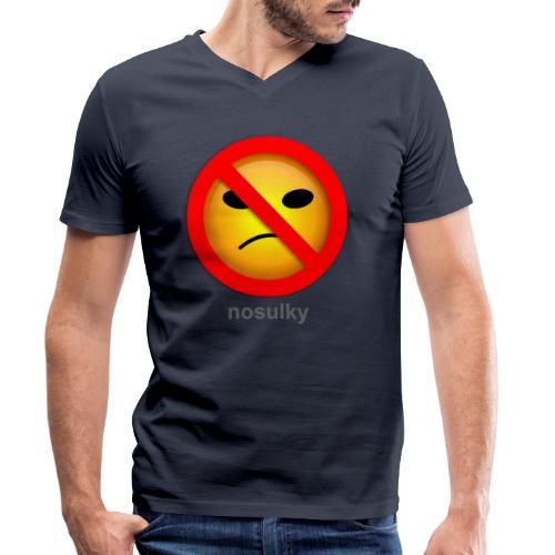 nosulky - T-shirt bio col V Stanley & Stella Homme