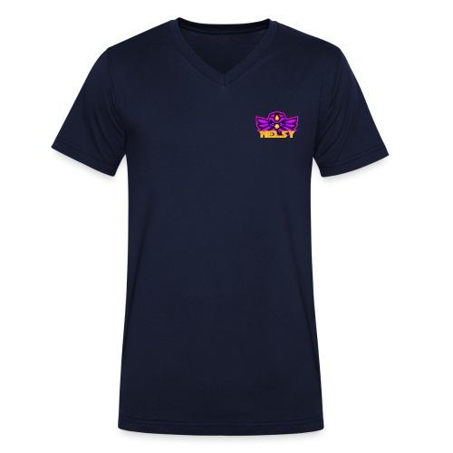 Team Nelsy - T-shirt bio col V Stanley & Stella Homme