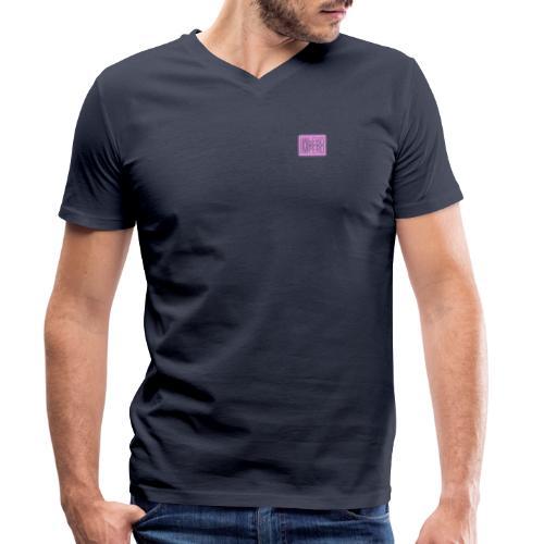 LOGO IMPERO ROME STILE - T-shirt ecologica da uomo con scollo a V di Stanley & Stella