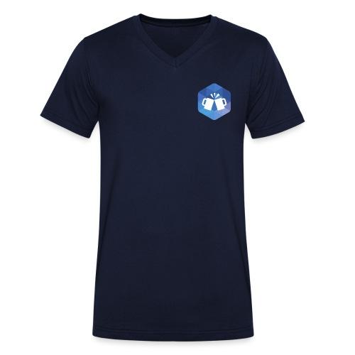 Meetups AFUP - T-shirt bio col V Stanley & Stella Homme