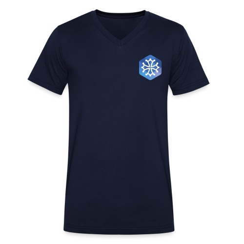 AFUP Toulouse - T-shirt bio col V Stanley & Stella Homme