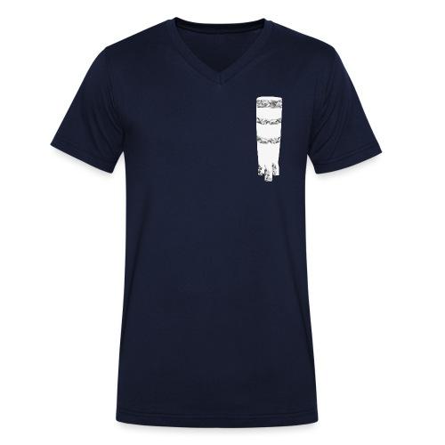 ngoma - Männer Bio-T-Shirt mit V-Ausschnitt von Stanley & Stella