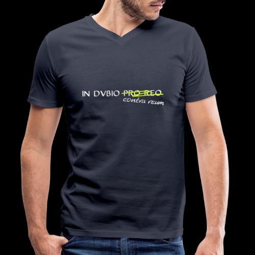 dubios - Männer Bio-T-Shirt mit V-Ausschnitt von Stanley & Stella