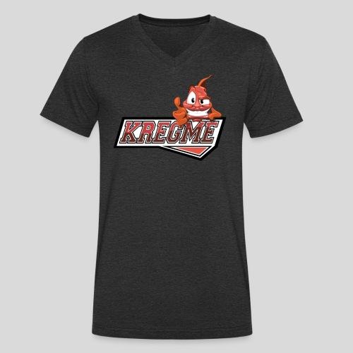 none - Økologisk Stanley & Stella T-shirt med V-udskæring til herrer
