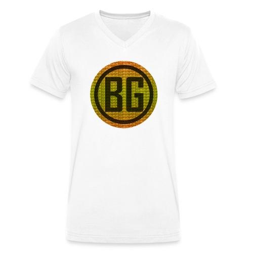 BeAsTz GAMING HOODIE - Men's Organic V-Neck T-Shirt by Stanley & Stella