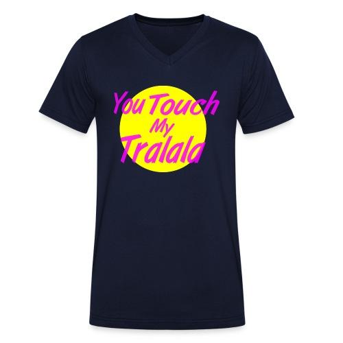 Tralala - T-shirt bio col V Stanley & Stella Homme
