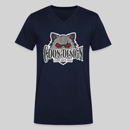 CoonDesign - Männer Bio-T-Shirt mit V-Ausschnitt von Stanley & Stella