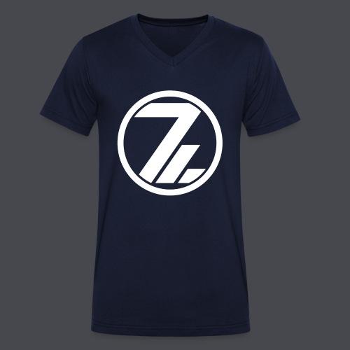 OutsiderZ Hoodie 3 - Männer Bio-T-Shirt mit V-Ausschnitt von Stanley & Stella