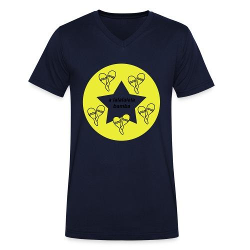 la bamba! - Männer Bio-T-Shirt mit V-Ausschnitt von Stanley & Stella
