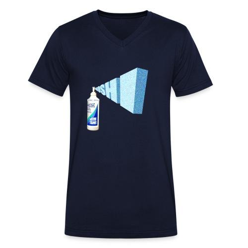 Akoshilol2 - Männer Bio-T-Shirt mit V-Ausschnitt von Stanley & Stella