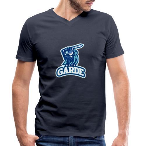 Alte Garde - Männer Bio-T-Shirt mit V-Ausschnitt von Stanley & Stella