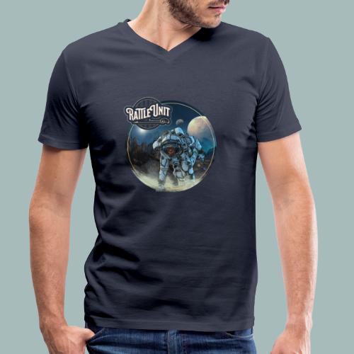 STMWTS Merch - Mannen bio T-shirt met V-hals van Stanley & Stella