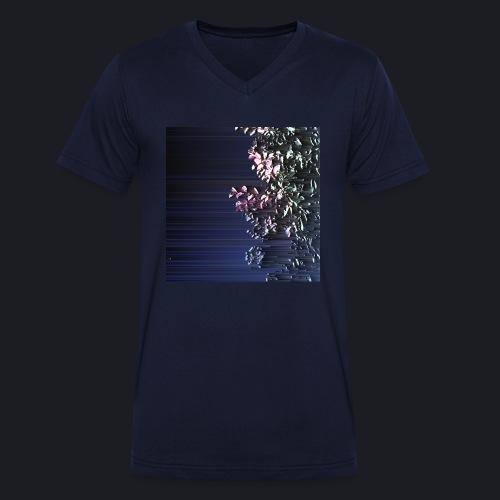 THE QUINCE TREE EP COVER - Männer Bio-T-Shirt mit V-Ausschnitt von Stanley & Stella
