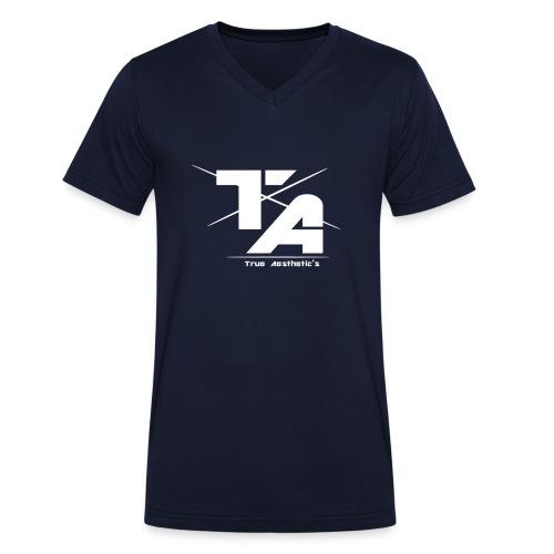 TA' Eco Hoodie - Ekologisk T-shirt med V-ringning herr från Stanley & Stella