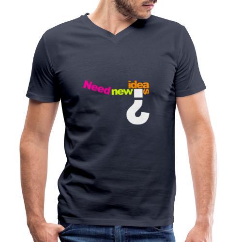 Neu Ideen - Männer Bio-T-Shirt mit V-Ausschnitt von Stanley & Stella