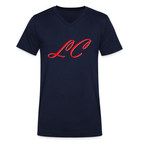 lc_red - T-shirt bio col V Stanley & Stella Homme
