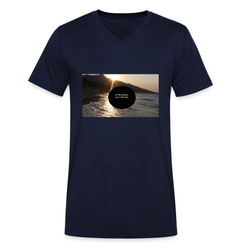 Mousepad - Männer Bio-T-Shirt mit V-Ausschnitt von Stanley & Stella