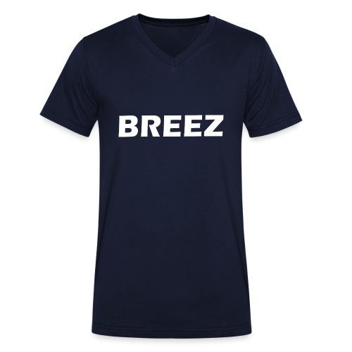 Breez Identity I - Økologisk Stanley & Stella T-shirt med V-udskæring til herrer