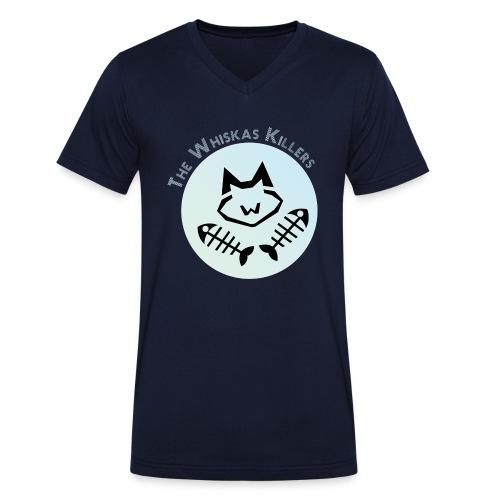 Logo Nom WK - T-shirt bio col V Stanley & Stella Homme