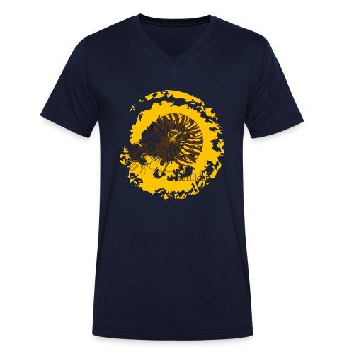 Nautilidae - Männer Bio-T-Shirt mit V-Ausschnitt von Stanley & Stella