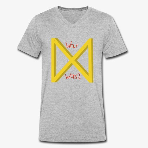 Rune Dagaz - Männer Bio-T-Shirt mit V-Ausschnitt von Stanley & Stella