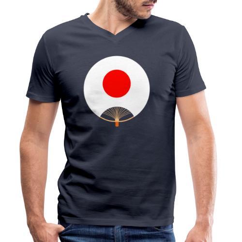 EVENTAIL JAPONAIS - T-shirt bio col V Stanley & Stella Homme