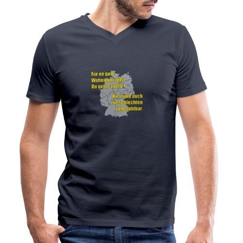 Du zahlst gerne mehr? - Männer Bio-T-Shirt mit V-Ausschnitt von Stanley & Stella