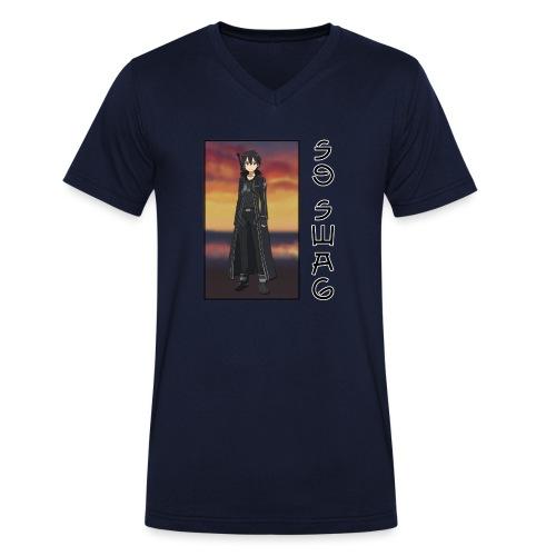 Kiriswag - T-shirt bio col V Stanley & Stella Homme
