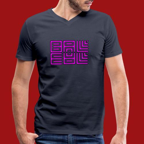 Baleal Purple Serie Naked - T-shirt bio col V Stanley & Stella Homme