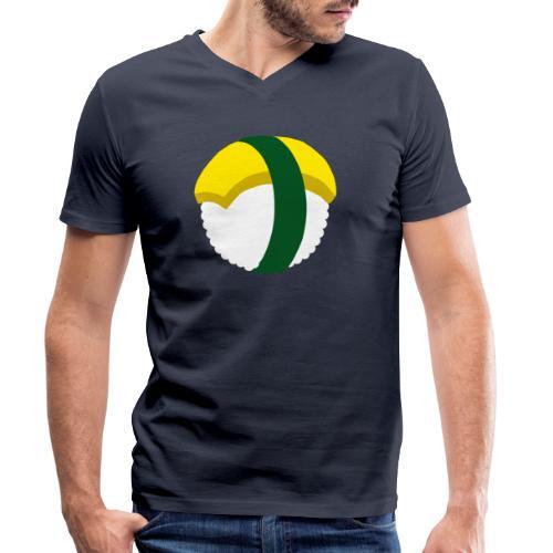 SUSHI TAMAGO - T-shirt bio col V Stanley & Stella Homme