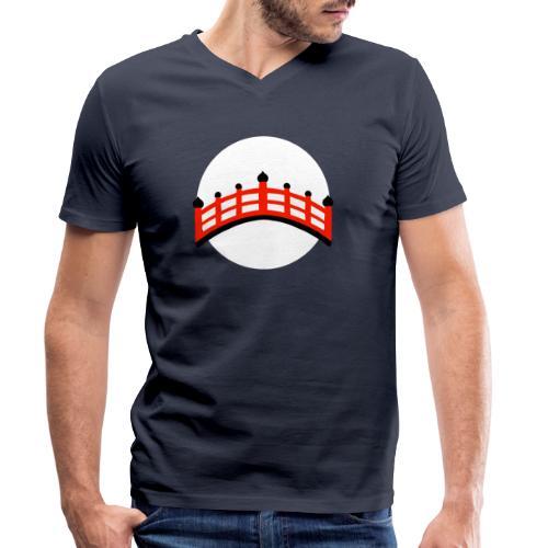 HASHI - T-shirt bio col V Stanley & Stella Homme