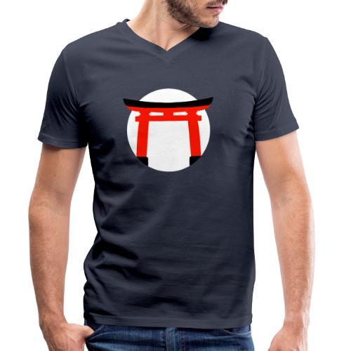 TORII - T-shirt bio col V Stanley & Stella Homme
