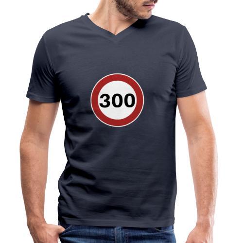 300 km/h - T-shirt bio col V Stanley & Stella Homme