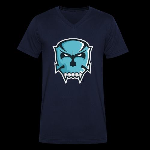 OPFOR LOGO - Mannen bio T-shirt met V-hals van Stanley & Stella