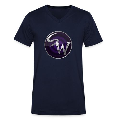 c4 spining png - Mannen bio T-shirt met V-hals van Stanley & Stella