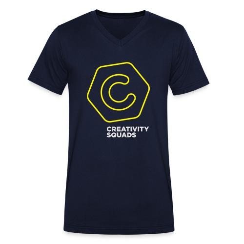 CreativitySquads 002 - Stanley & Stellan miesten luomupikeepaita
