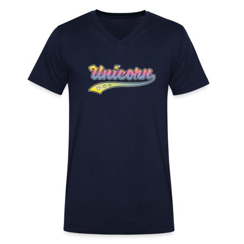 Unicorn Sport - T-shirt bio col V Stanley & Stella Homme