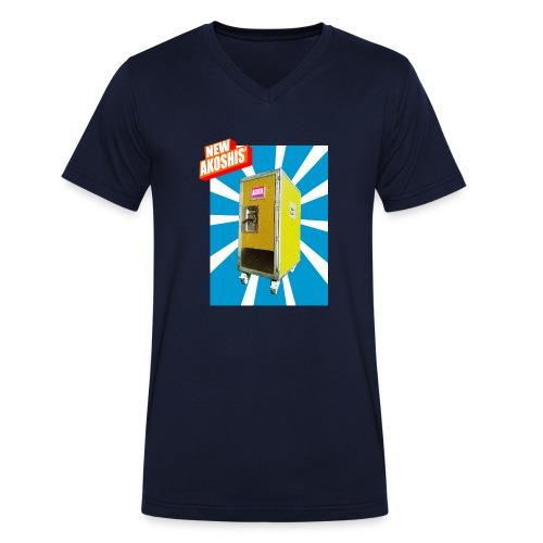 Essewage No 2 - Männer Bio-T-Shirt mit V-Ausschnitt von Stanley & Stella