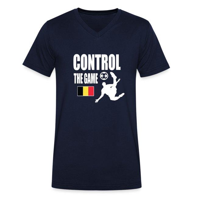 Control The Game Belgium