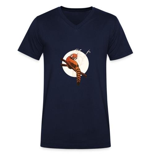logo Explorers NOTEXT - Mannen bio T-shirt met V-hals van Stanley & Stella